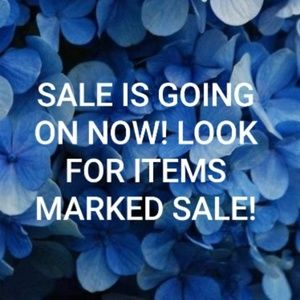 SALE Going on Now!